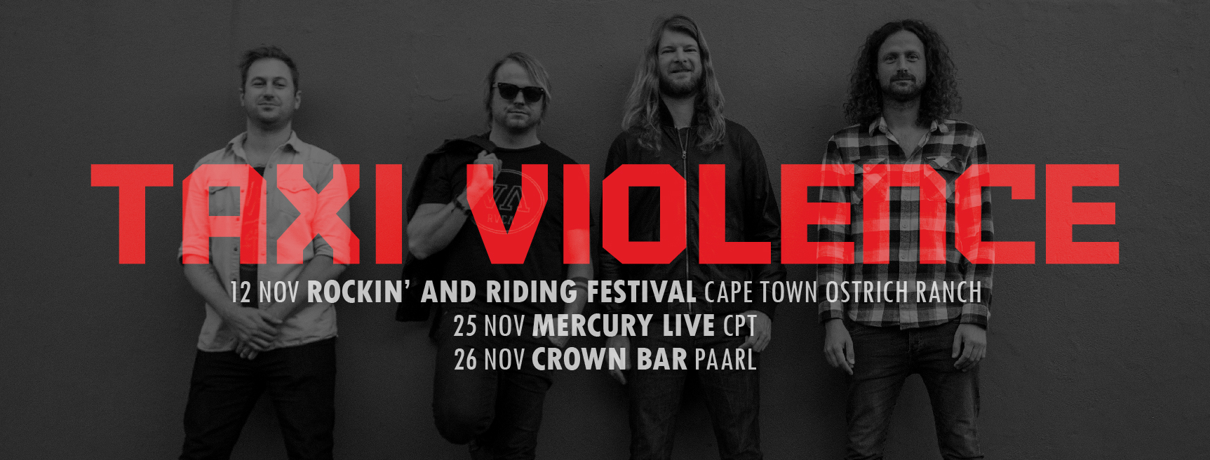 Taxi Violence gigs